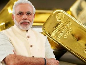 Modi Govt May Reduce Import Duty On Gold