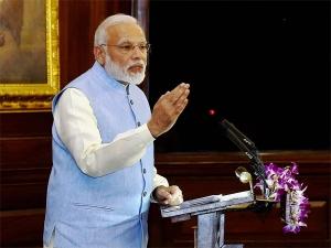 Narendra Modi Targets Congress On The Issue Npa