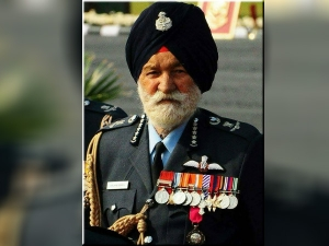 Marshal Indian Air Force Arjan Singh Passes Away Arjan Singh Success Story Biography