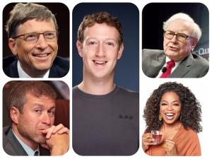 Self Made Billionaires How They Started