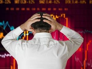 Sensex Closes At 1 Mth Low Drops 296 Pts Lacklustre Trade