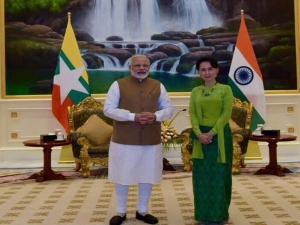 India Signs 11 Agreements With Myanmar