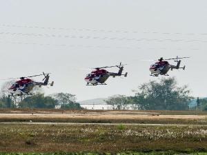 Nirmala Sitharaman Holds Round Table Energising Make India Defence Sector