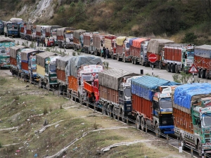 Prices May Be Hit As Truckers Start 2 Day Strike Demanding Gst Diesel
