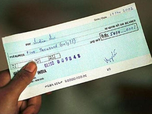 Govt Might Stop Transaction Through Cheque
