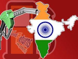Petrol Price Changed 8 Paise Litre Diesel 10 Paise