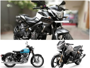 Top 10 Best Selling Bikes India