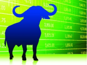 Sensex Up 200 Points Nifty Above