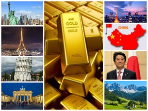 List Top 10 Countries With Highest Gold Reserves