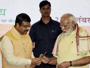 Dharmendra Pradhan Appeals Bring Petroleum Gst