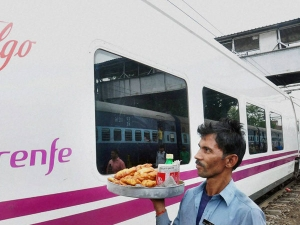 Percent Rate Gst Apply All Railway Catering Services Trains Stations