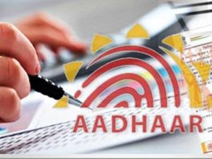 Aadhaar Number Is Not Must For Mobile Sim
