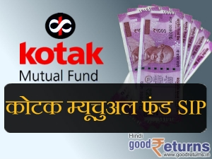 Top Kotak Mutual Fund Sips To Invest In