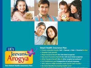 Lic Jeevan Arogya Yojana Know The Details