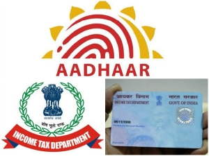 Income Tax Department Offers Instant E Pan Based On Aadhaar