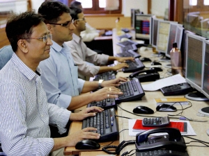Sensex Higher In Pre Opening Nifty Hits