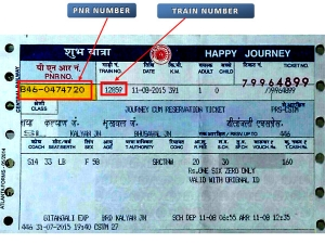 How To Get Duplicate Train Ticket Charges And Other Details