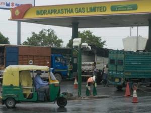 Good News No More Long Queues At Cng Stations Delhi Ncr
