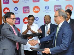 Jio Prime Accelerate Digital Transactions Sbi Customers