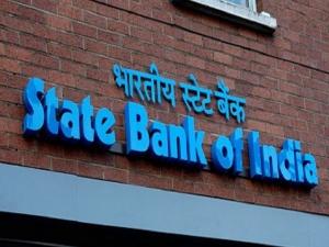Sbi Said Sudden Depreciation Or Appreciation Rupee Not Good