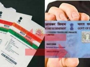 Crore Pan Linked With Aadhaar
