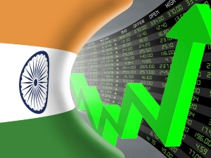 Sensex Up Over 200 Points Nifty Around 11