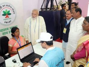 Ayushman Bharat Yojana In First 10 Days Claims Got 38 Crore Rupees
