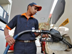 Petrol Diesel Price Hikes In Third Strait Day