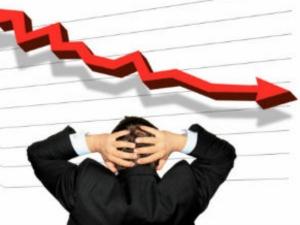 Sensex Falls 460 Points In Opening Nifty Breaks 10