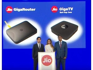 Jio Gigafiber Broadband Service Reportedly Launched These Cities