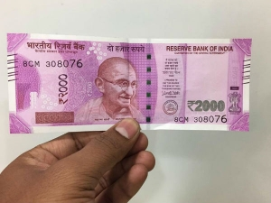 Rbi Worried Due 2000 Rs Fake Note