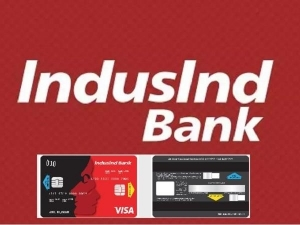 Indusind Bank Launched India First Interactive Credit Card With Buttons