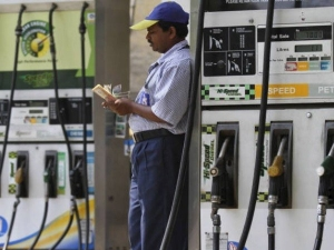 Petrol Price Decreases From 95 To 72 Rupees In A Month