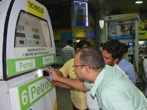 Petrol Diesel Price On Dhanteras