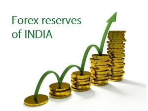 India S Forex Reserves Up By Usd 393 28 Bn
