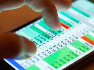 Sensex Trades Higher Nifty Around
