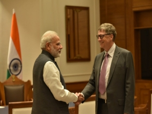 Bill Gates Congratulates Indian Government Ayushman Bharat Scheme