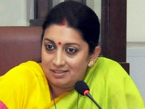 India To Soon Have Own Standard Apparel Size Smriti Irani