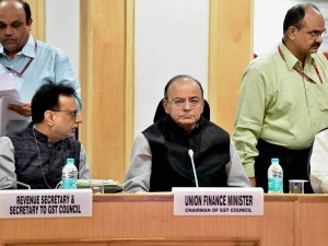 Gst Council Meeting On Real State Sector