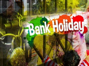 Bank Holiday On Holi Most Atm Empty On Holi How Can Do Banking On Holidays