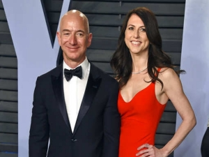Mackenzie Bezos The World S Fourth Richest Woman After Divorce
