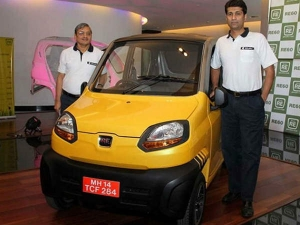 Bajaj Qute Quadricycle Will Launch In India On 18 April