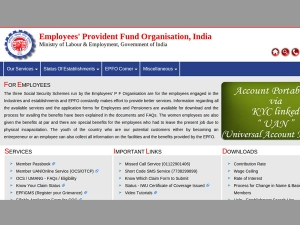 How To Access Employee Provident Fund Passbook Online