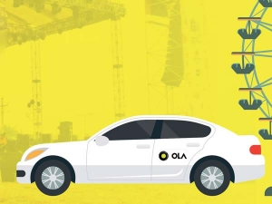 Ola Launches Credit Card With Sbi