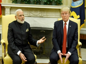 Trump Says 50 Tariff On Us Motorcycles By India Unacceptable