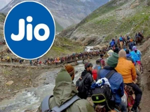 Reliance Jio Launches 102 Rupee Prepaid Plan For Amarnath Pilgrims