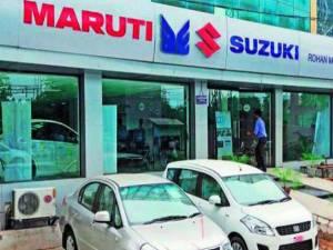 Maruti की इन कारों पर मिल रहा 55000 रु से ज्यादा डिस्काउंट