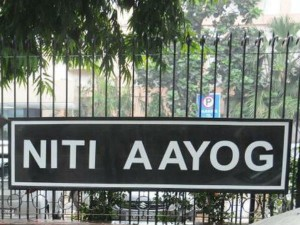 Niti Aayog Sees Poverty Corruption Free India