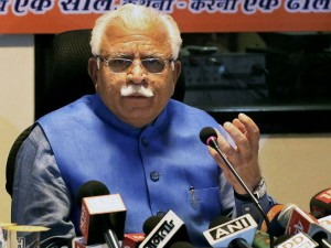 Over 2 Lakh Jobs Provided Our Tenure Says Cm Khattar