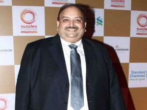 Ed Attaches Rs 1 217 Crore Assets Mehul Choksi Group
